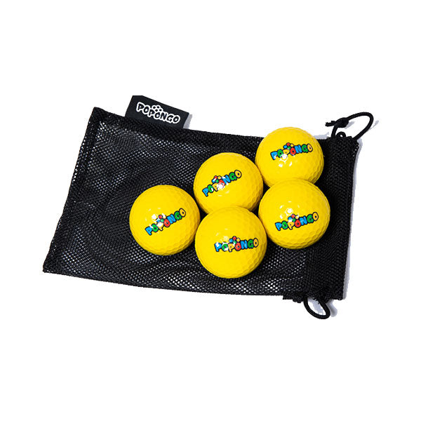 Official Popongo Balls - Set of 5 Balls