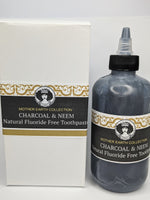 Royal Smile Charcoal & Neem Toothpaste