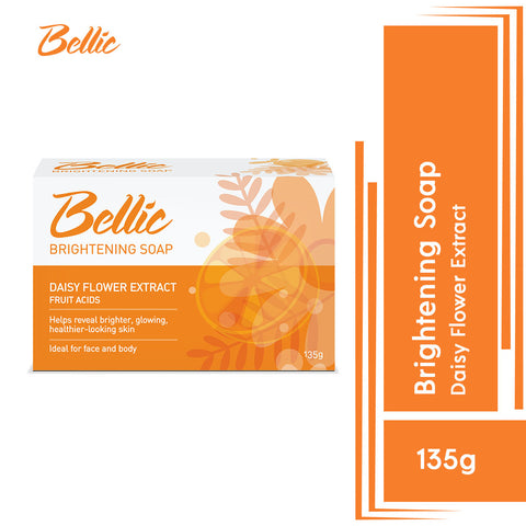 Bellic Brightening Soap 135g