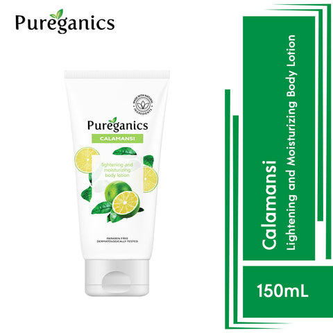 Pureganics Calamansi- Lightening And Moisturizing Body Lotion 150g