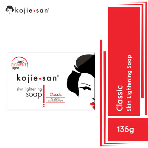 Kojie.San Skin Lightening Soap- Classic 135g