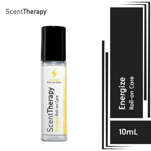 Scent Therapy Roll-On-Energize 10ml