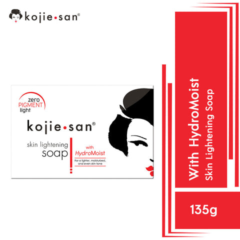 Kojie.San Skin Lightening Soap With Hydromoist 135g