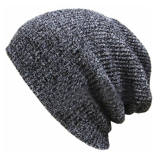 Gray Winter Hat