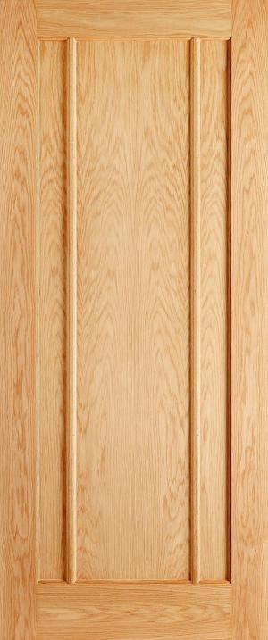 Oak Lincoln Door