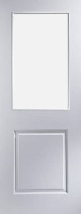 Cambridge 1 Light Glazed Fire Door