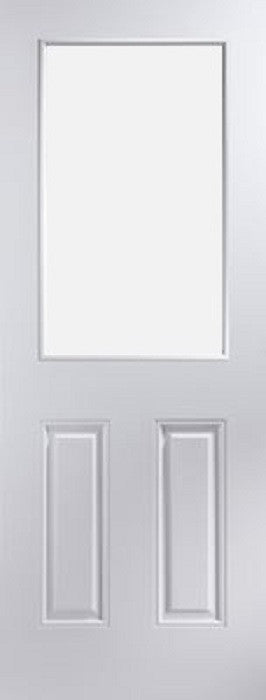 Canterbury 1 Light Glazed Fire Door