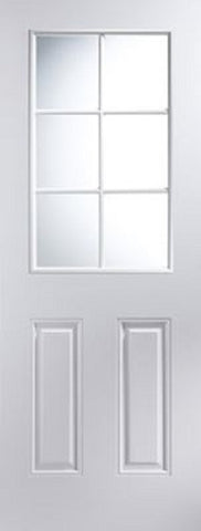 Canterbury Multi Light Glazed Fire Door