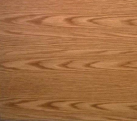 Kitchen Makeover Oak Wall End Panel