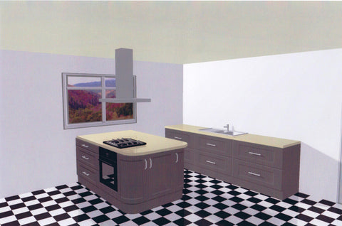 October Kitchen of the Month.
