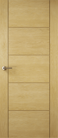 Solid Milano Oak Door
