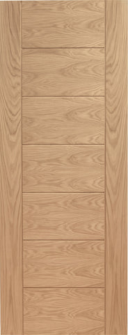 Internal Oak Palermo Fire Door