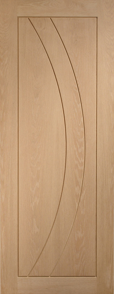 Internal Oak Salerno Door