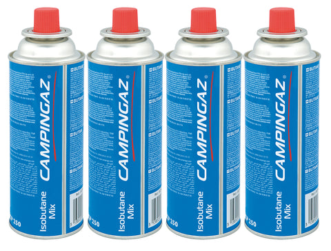 CP250 Gas Cartridge 4 Pack