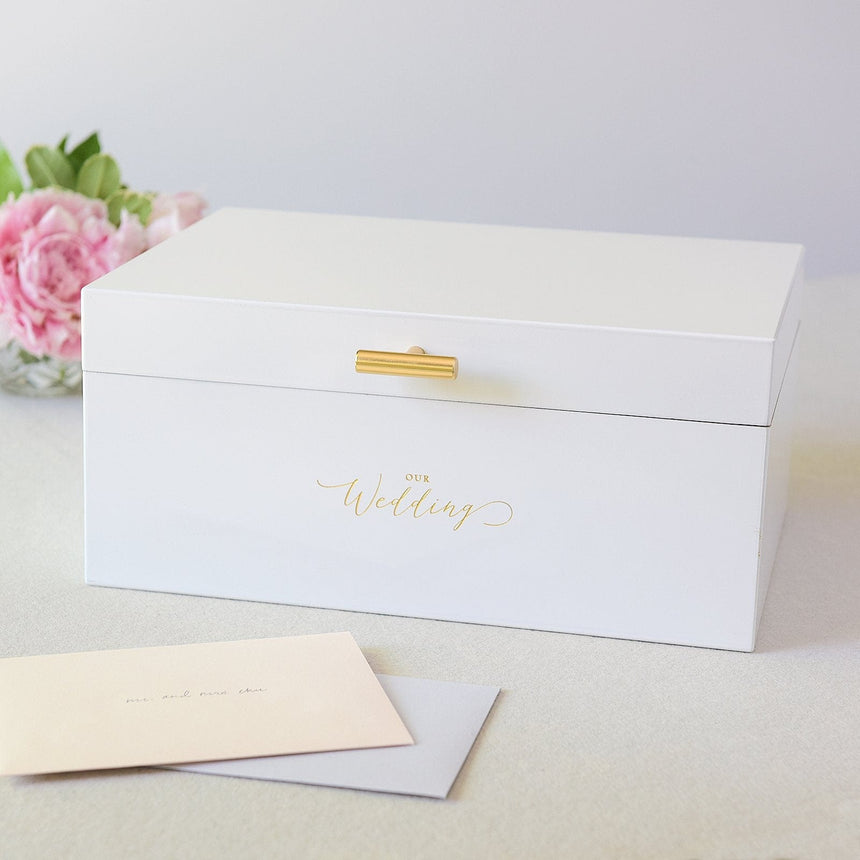 34967 Wedding Card Box
