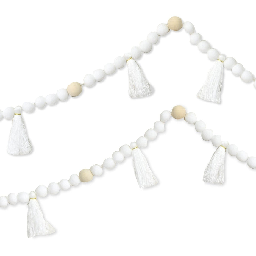 38167 Bead and Tassel Garland