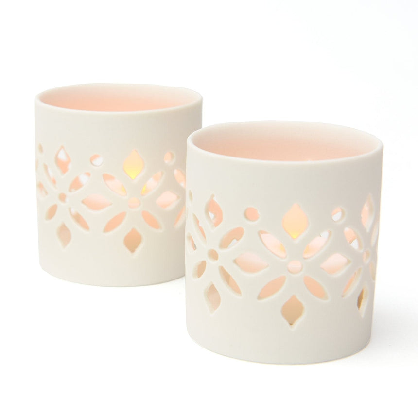 39719 Tealight Candle Holder - 12 Count