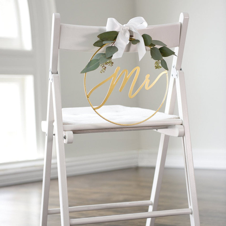 41830 Mr Chair Sign