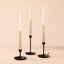 3 Piece Taper Candlestick Set