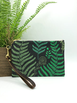 Hapu'u Fiddle Fern Wristlet