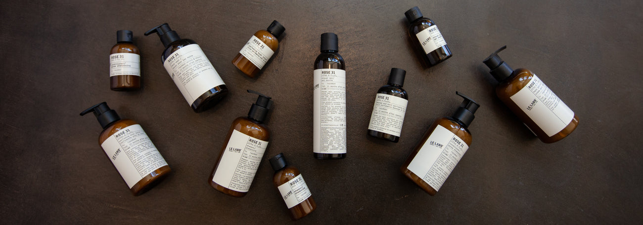 The Le Labo Rose 31 Collection - Fairmont Hotels Official Store