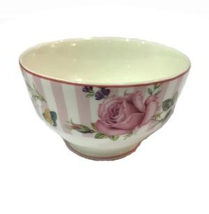Le Château Frontenac's Rosemantique Collection - Sugar Bowl - Pink
