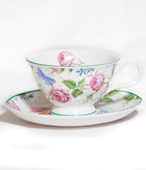 Butterfly Collection - Cup & Saucer