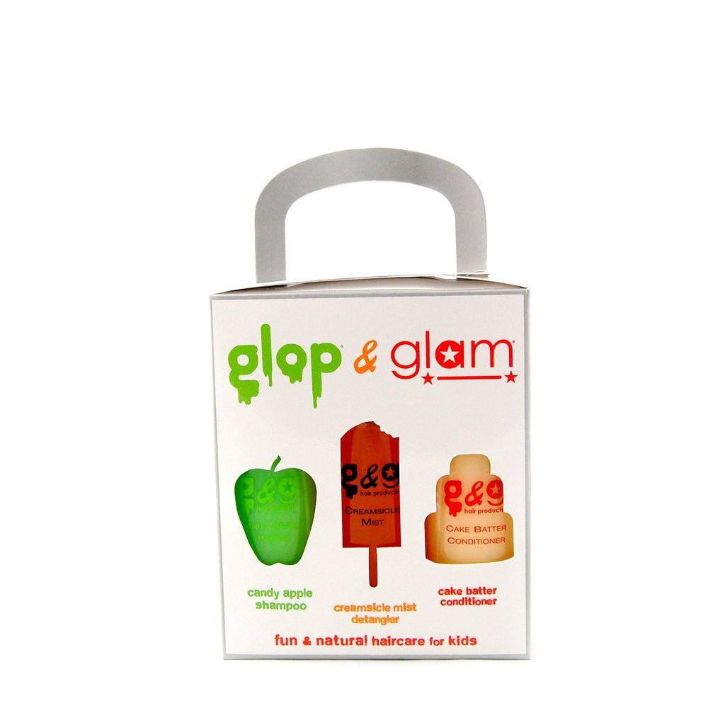Glop & Glam Travel Size Trio