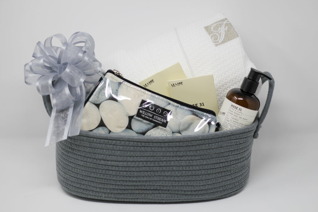 Spa Retreat Basket