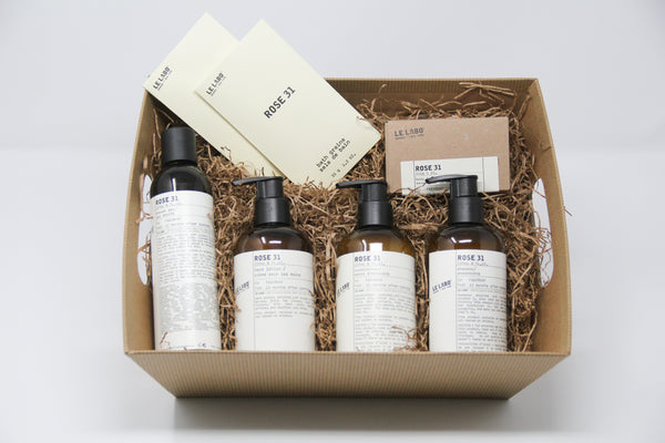 Le Labo Rose 31 Luxury Experience Basket