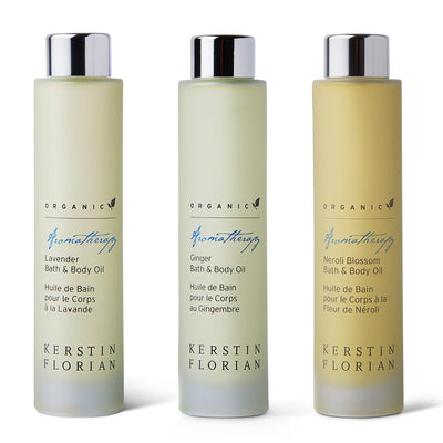 Kerstin Florian Bath & Body Oil collection