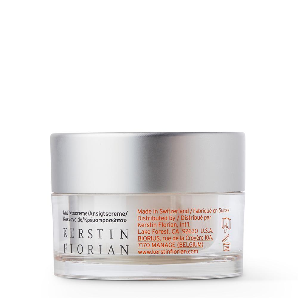 Kerstin Florian Correcting Rescue Crème back label