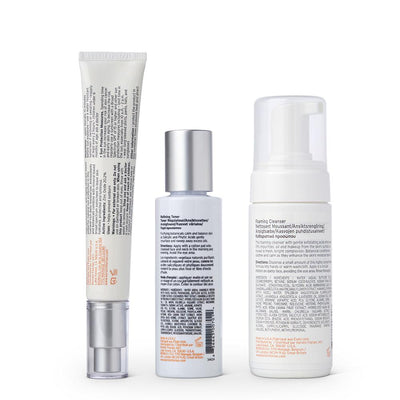 Kerstin Florian Correcting Starter Trio product label