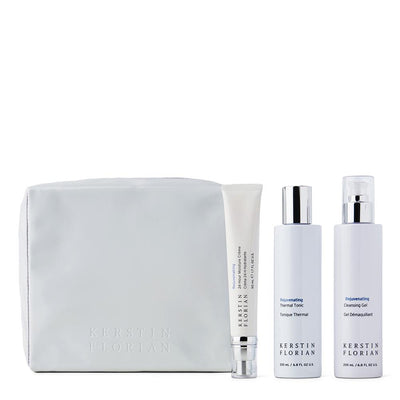 Kerstin Florian Rejuvenating Starter Trio with pouch