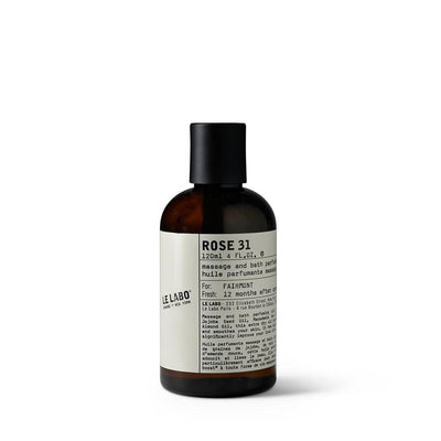 Le Labo Rose 31 Massage and Body Perfuming Oil
