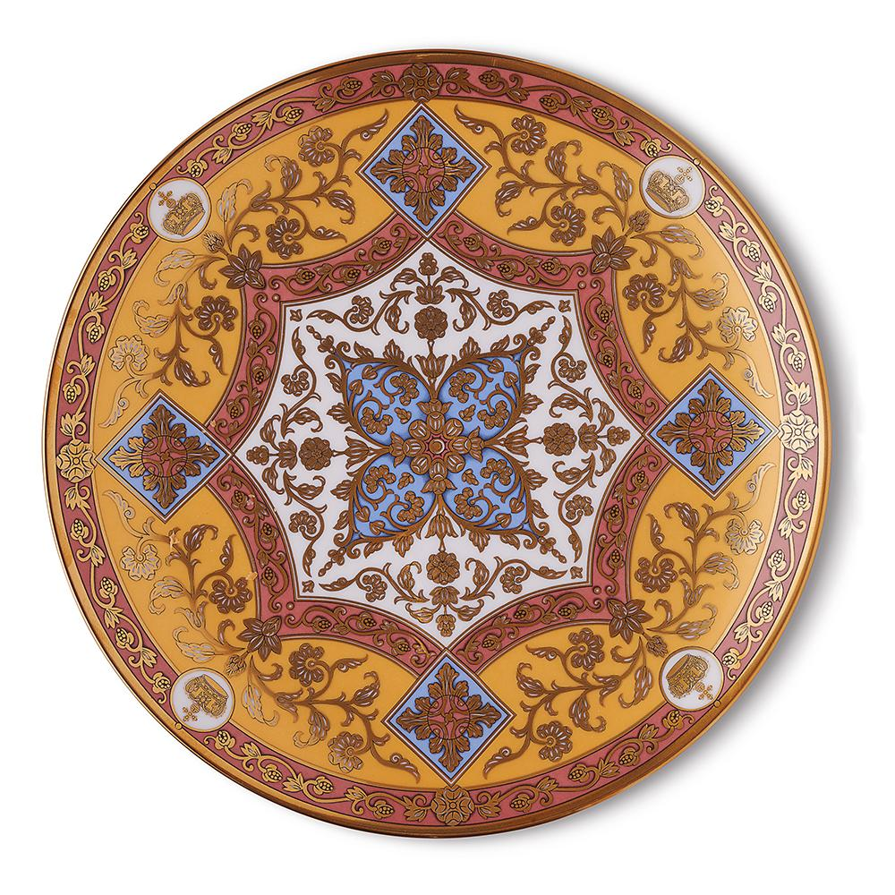 "Library Collection 8"" Plate"