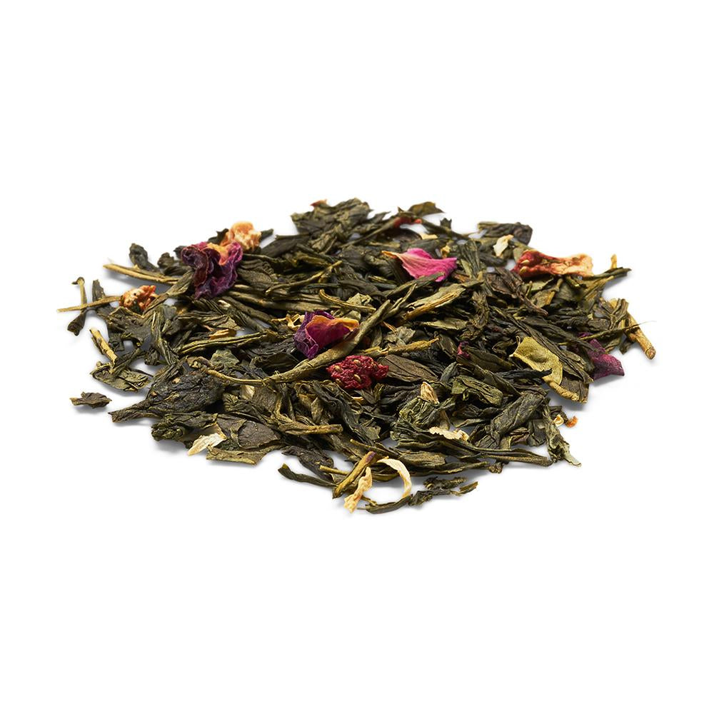 Long Island Strawberry loose leaf tea leaves by Lot 35