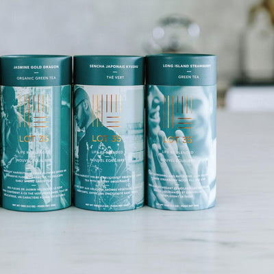 Lot 35 Tea Collection