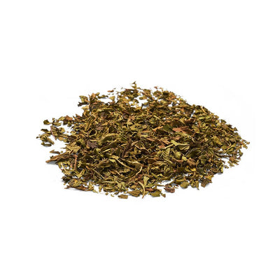 Organic Oregon Mint loose leaf (Decaf) tea leaves by Lot 35