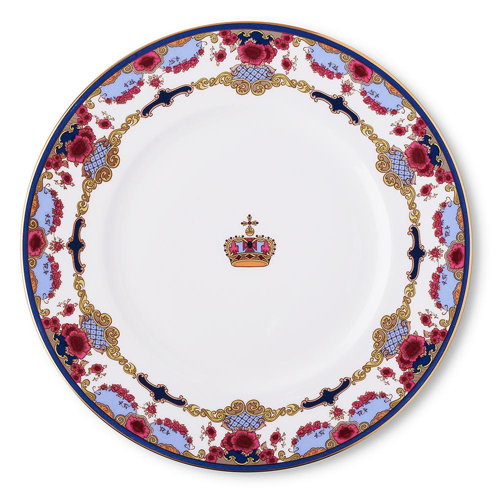 Empress Royal China 10-inch Plate