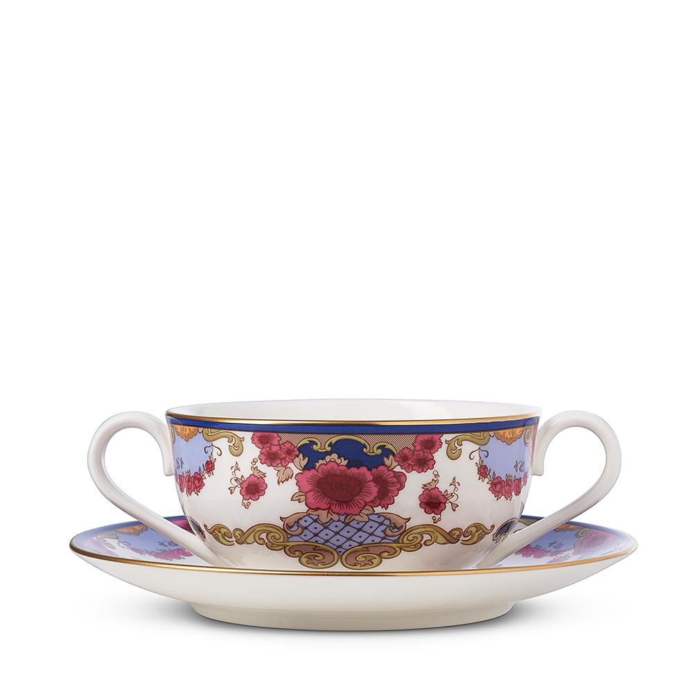 Empress Royal China Consommé & Saucer
