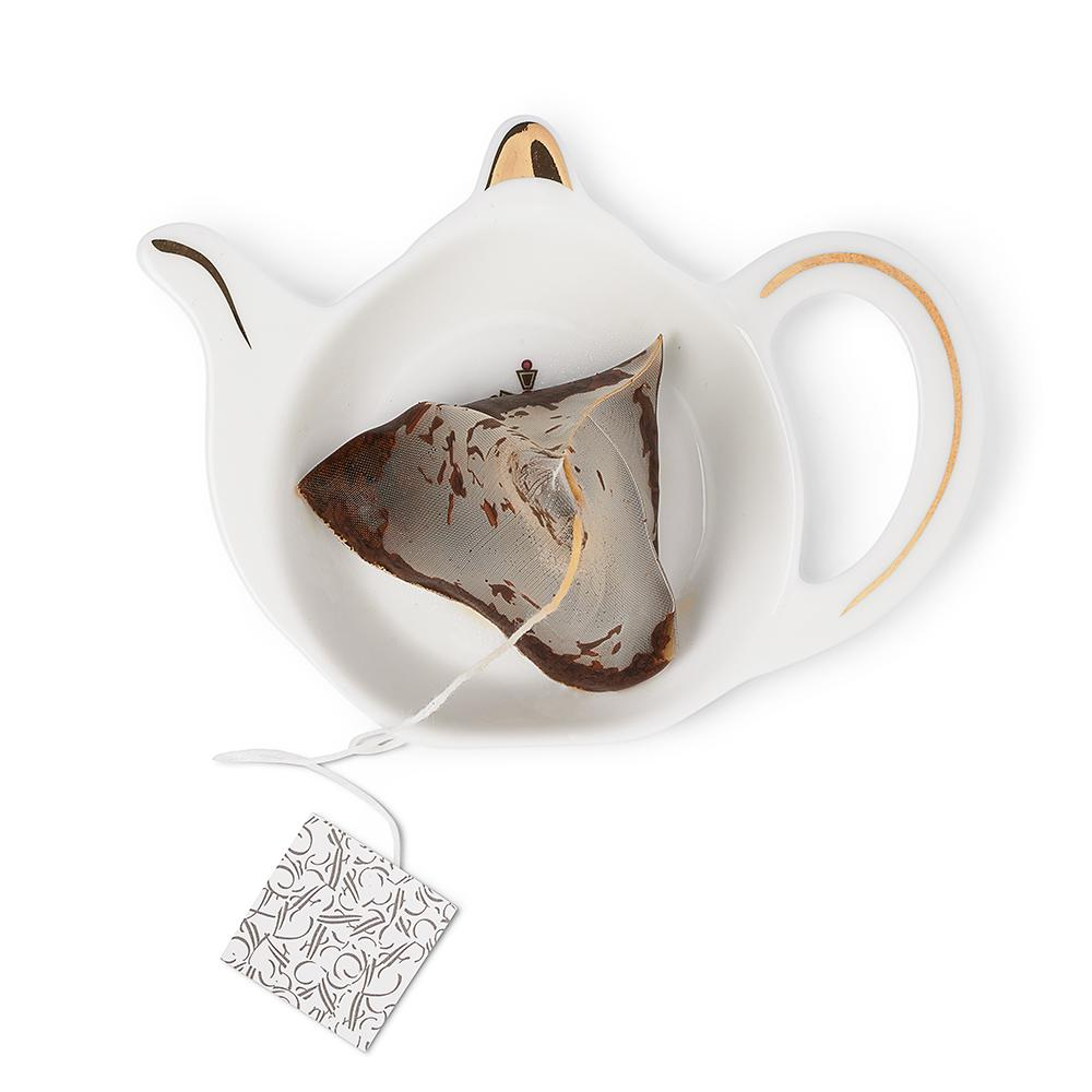 Empress Royal Tea Bag Tidy with Tea Bag