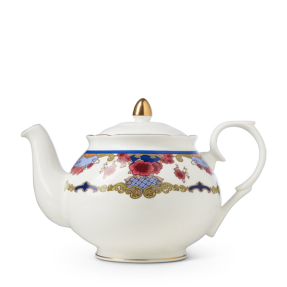 Empress Royal China Teapot- 6 cup