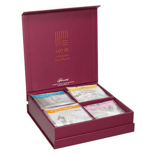 Luxury Well-Being Tea Collection - 28 Bags