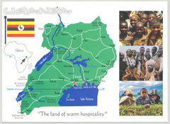 Post Cards : Images of Uganda