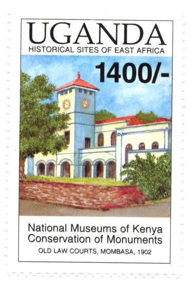 Historical Sites of East Africa (Tripartite).