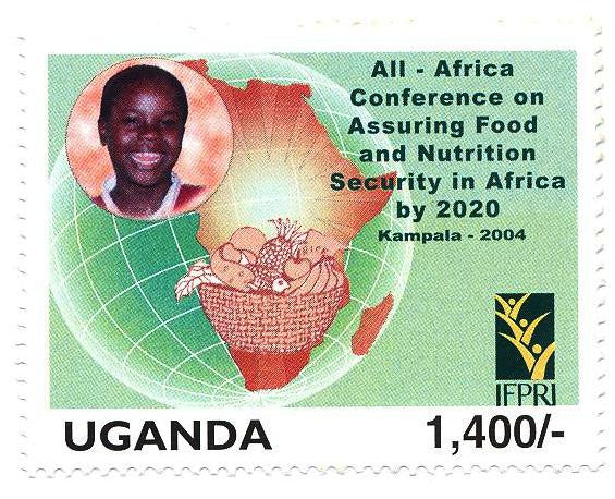 Uganda Anniversaries & Events 2004 Food Security