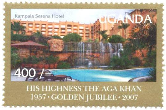 His Highness The Aga Khan Golden Jubilee (2008)