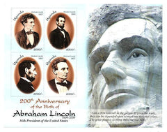 Anniversaries & Events 2009 - 200th Birthday of Abraham Lincoln