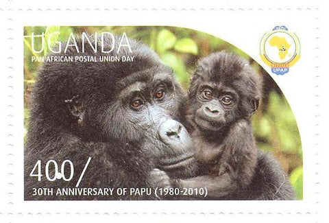 30th Anniversary of Pan African Postal Union (PAPU).